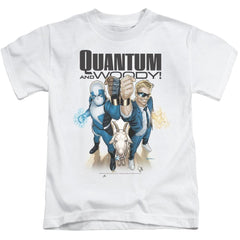 Quantum And Woody Quantum And Woody Kids T-Shirt