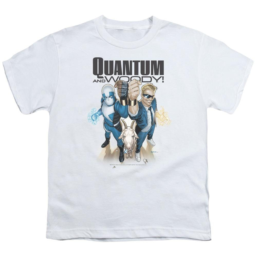 Quantum And Woody Quantum And Woody Youth T-Shirt