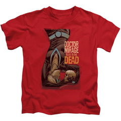 Doctor Mirage Talks To The Dead Kids T-Shirt