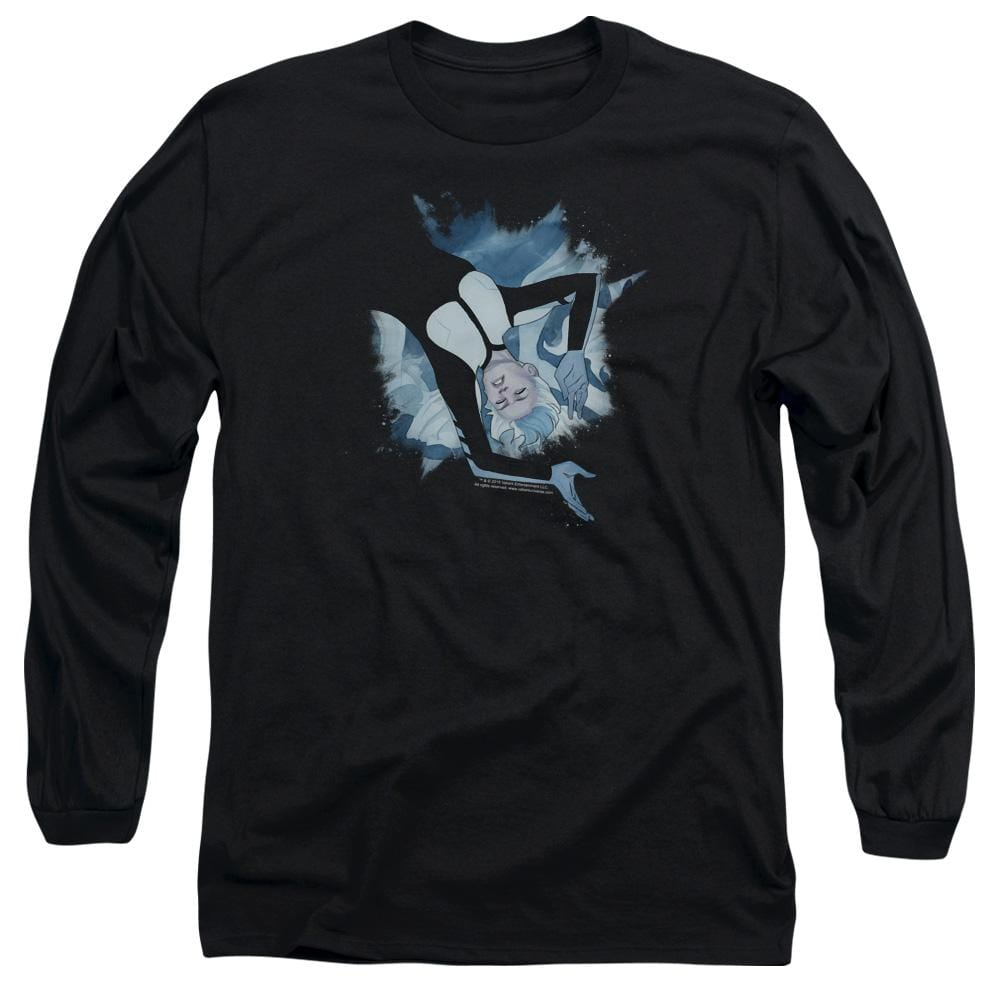 Doctor Mirage Mirage Burst Adult Long Sleeve T-Shirt