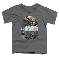Archer & Armstrong Dropping In Toddler T-Shirt