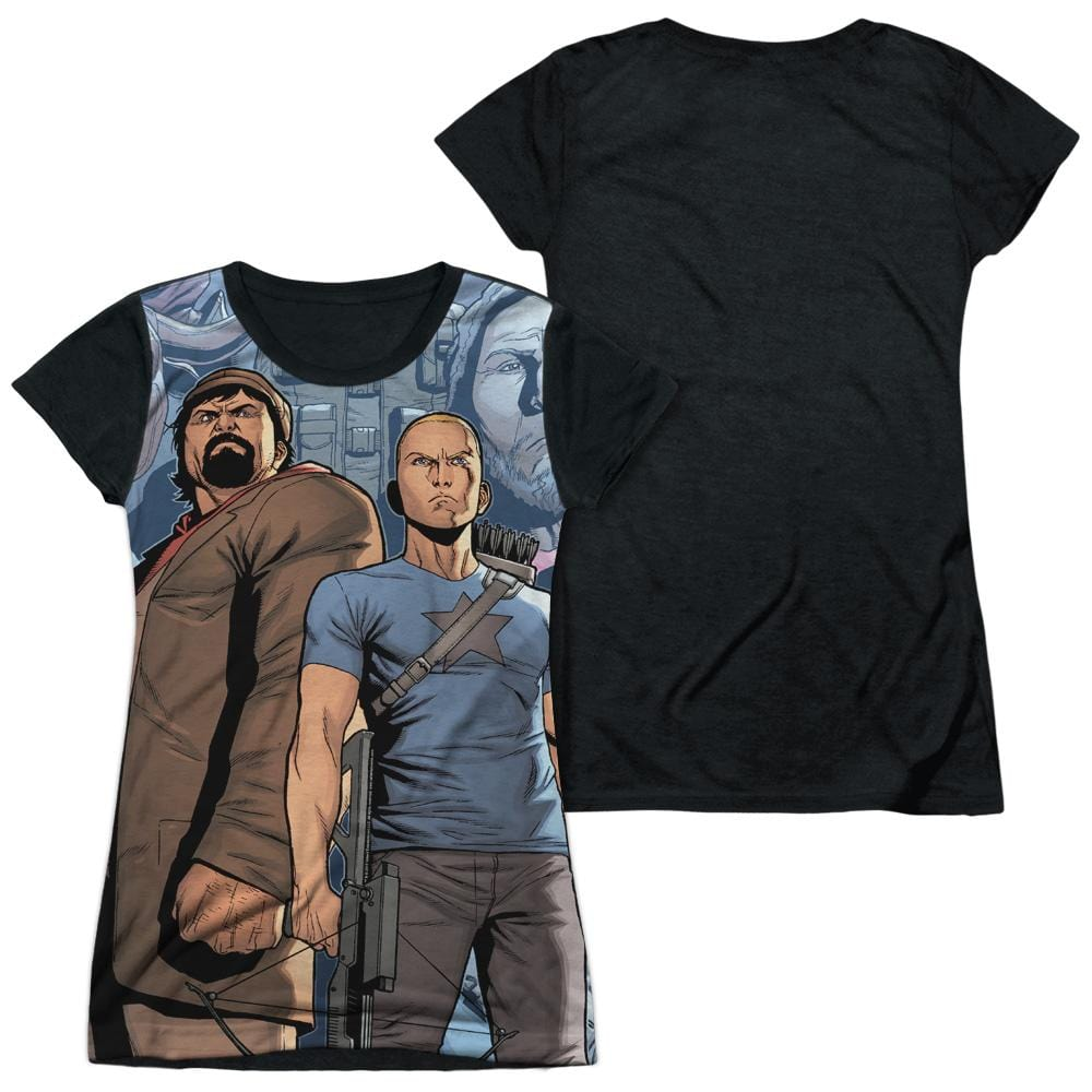 Archer & Armstrong - Heroes & Villains Junior All Over Print 100% Poly T-Shirt