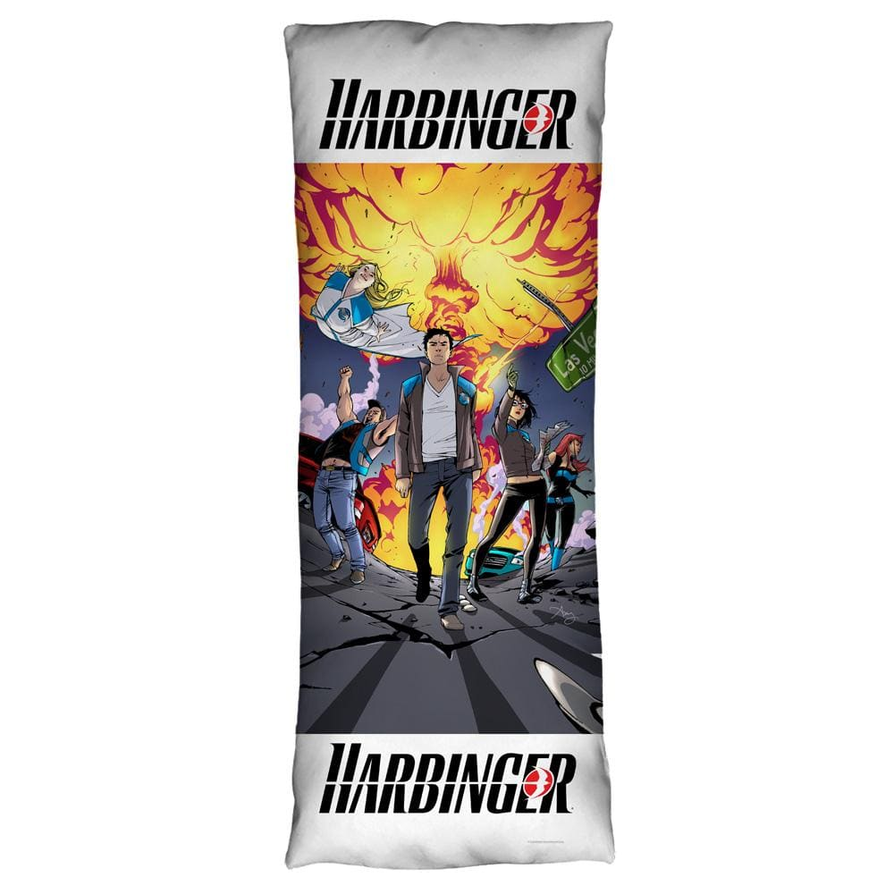Harbinger - Explosive Body Pillow