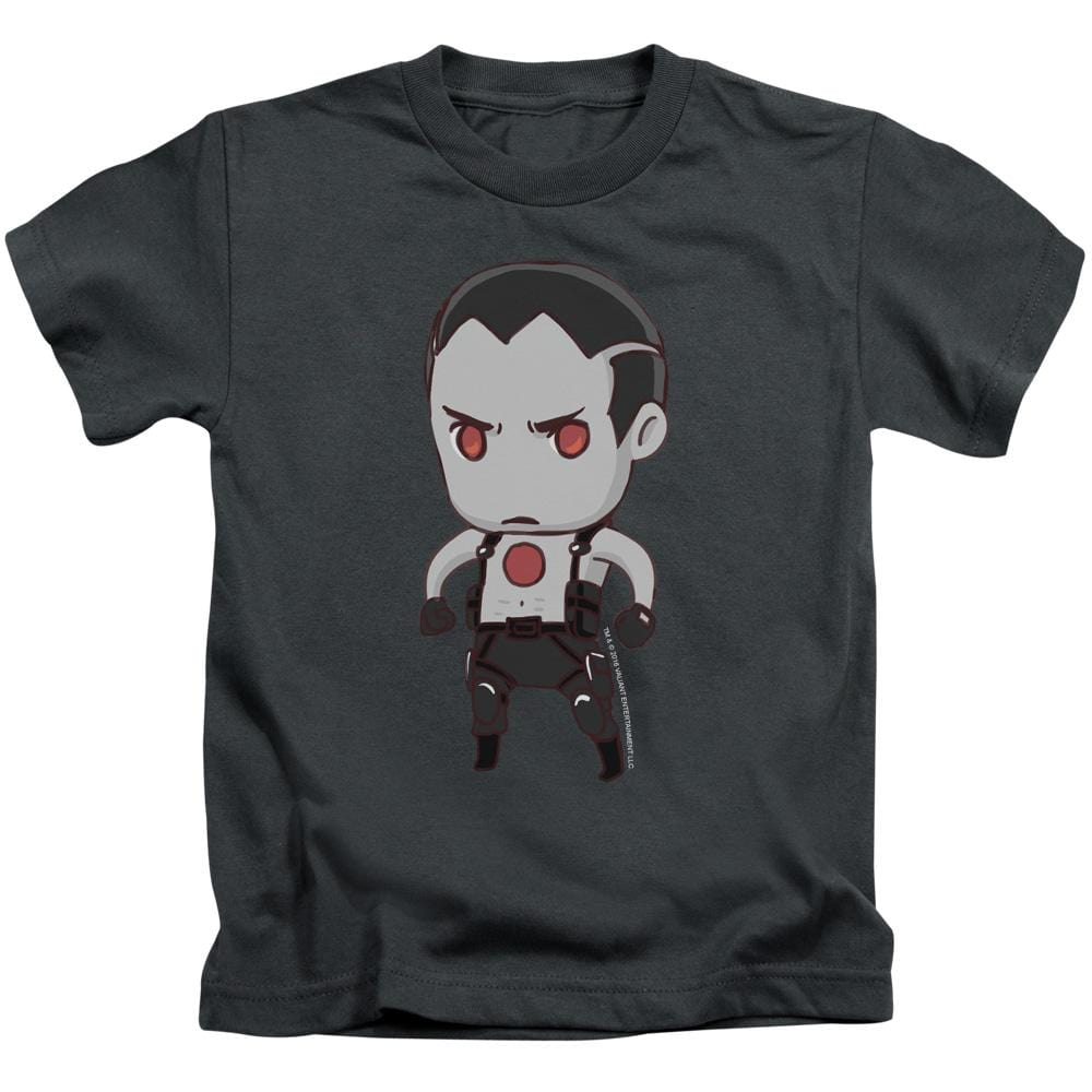 Bloodshot Chibi Kids T-Shirt
