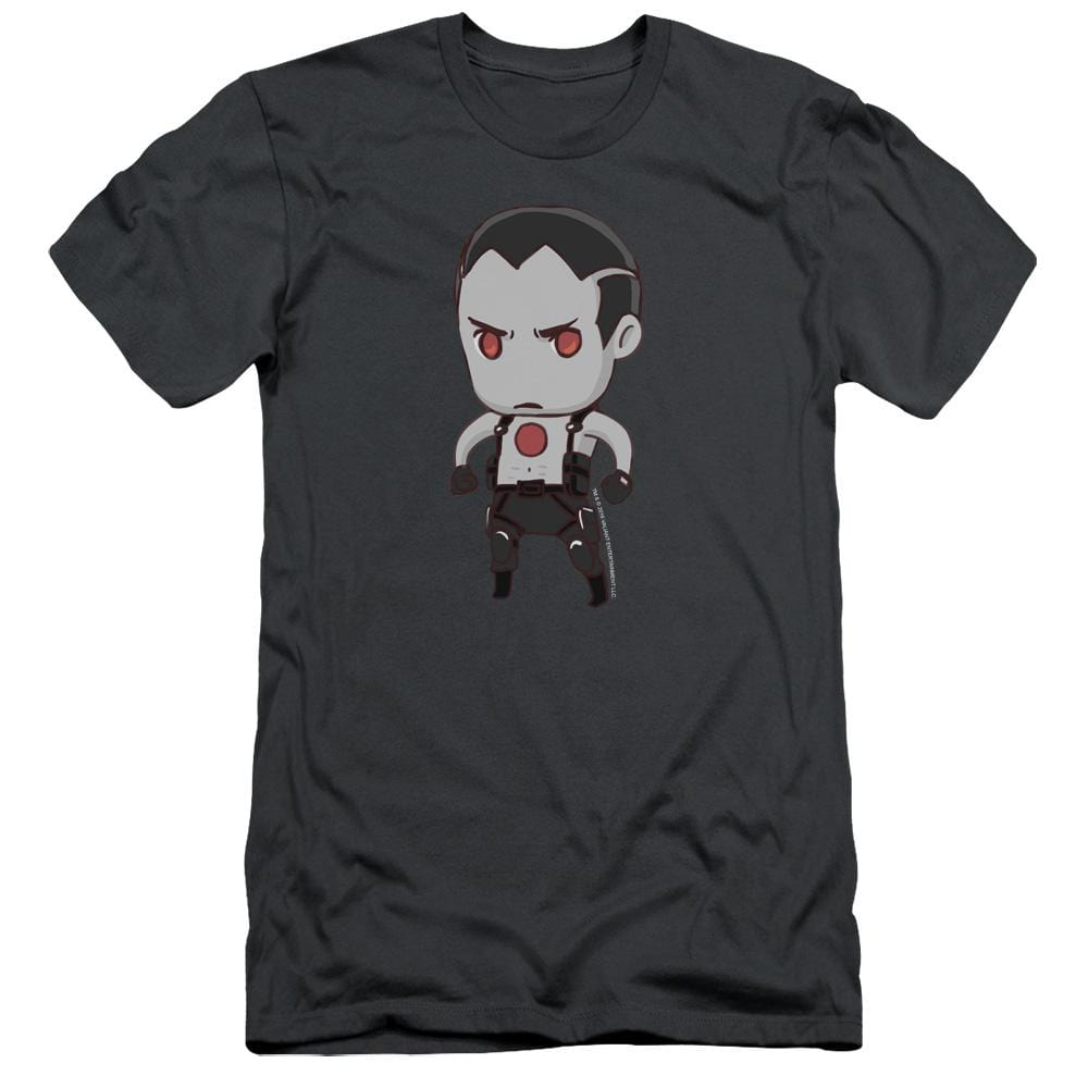 Bloodshot Chibi Adult Slim Fit T-Shirt