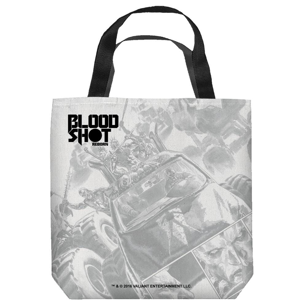 Bloodshot - Bloodshot 6 Tote Bag