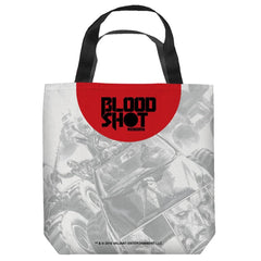 Bloodshot - Bloodshot 7 Tote Bag