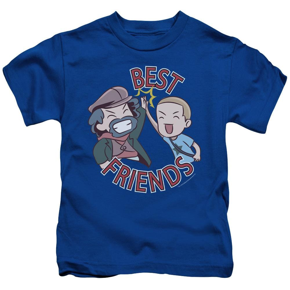 Valiantbest Friends Emoji Kids T-Shirt (Ages 4-7)
