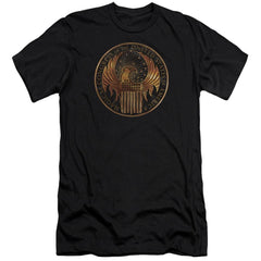 Fantastic Beasts - Magical Congress Crest Premium Adult Slim Fit T-Shirt
