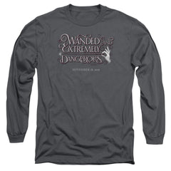 Fantastic Beasts - Wanded Adult Long Sleeve T-Shirt