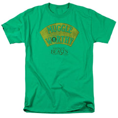 Fantastic Beasts - Muggle Worthy Adult Regular Fit T-Shirt