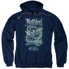 Fantastic Beasts - Unnatural Adult Pull-Over Hoodie