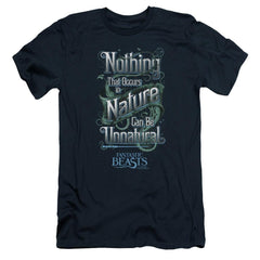 Fantastic Beasts Unnatural Adult Slim Fit T-Shirt