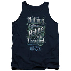 Fantastic Beasts - Unnatural Adult Tank Top