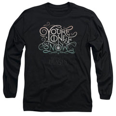 Fantastic Beasts - One Of Us Adult Long Sleeve T-Shirt