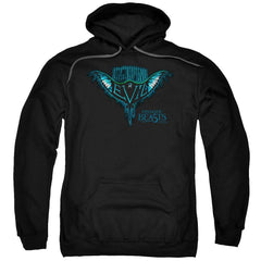 Fantastic Beasts - Swooping Evil Adult Pull-Over Hoodie