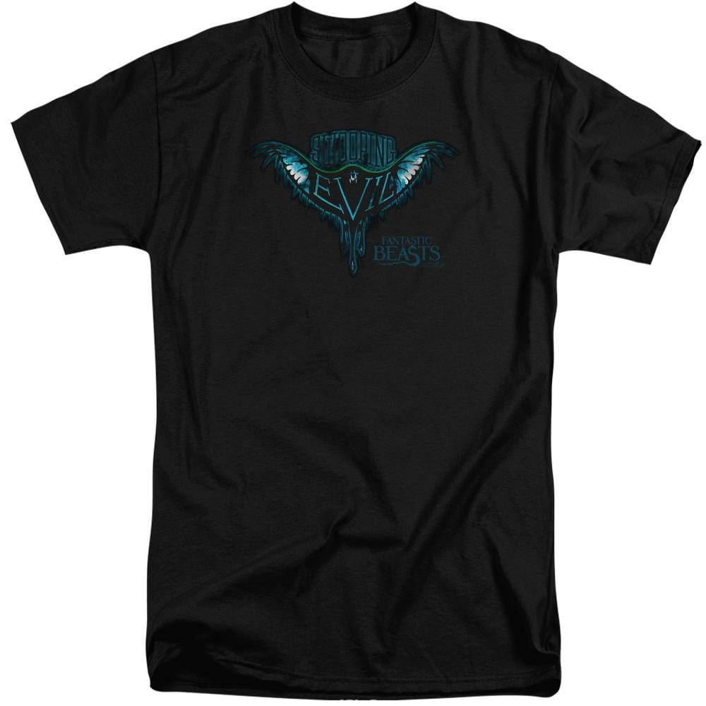 Fantastic Beasts - Swooping Evil Adult Tall Fit T-Shirt