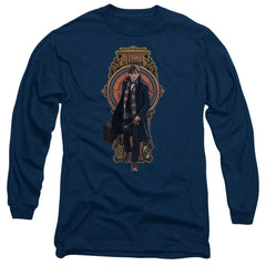 Fantastic Beasts - Newt Scamander Adult Long Sleeve T-Shirt
