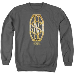 Fantastic Beasts - Scamander Monogram Adult Crewneck Sweatshirt
