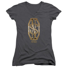 Fantastic Beasts - Scamander Monogram Junior V-Neck T-Shirt