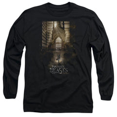 Fantastic Beasts - Poster Adult Long Sleeve T-Shirt