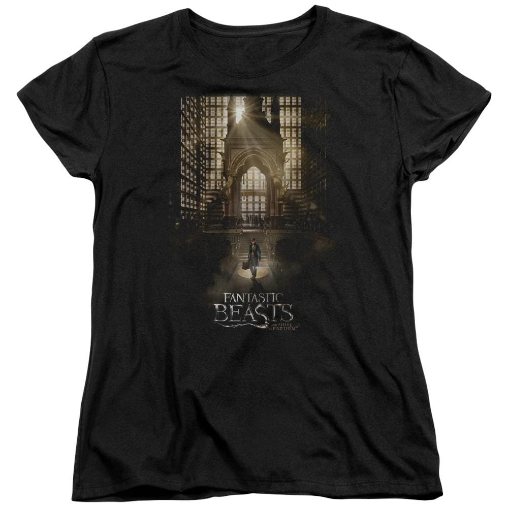Fantastic Beasts - Poster Women's T-Shirt