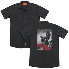 King Kong Planes Poster Adult Work Shirt