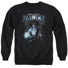 Mortal Kombat Raiden Adult Crewneck Sweatshirt