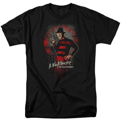 A Nightmare on Elm Street This Is God Men's Regular Fit T-Shirt