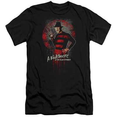 A Nightmare on Elm Street This Is God Men's Slim Fit T-Shirt