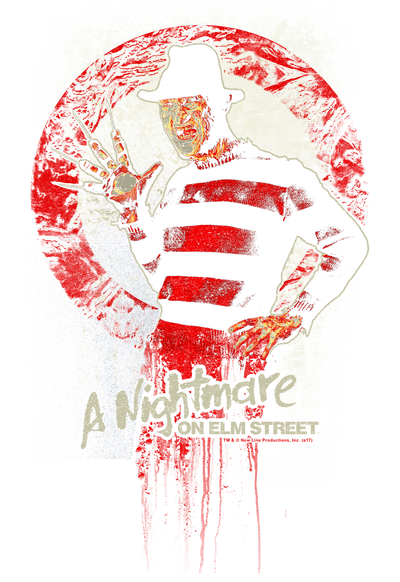 A Nightmare on Elm Street This Is God Men's Long Sleeve T-Shirt