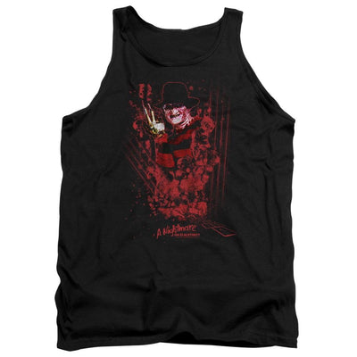 A Nightmare on Elm Street One Two Freddys Coming For You Men's Tank