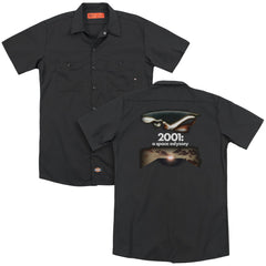 2001 A Space Odyssey Prologue Epilogue Adult Work Shirt