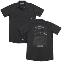 The Shining Overlook Adult Work Shirt