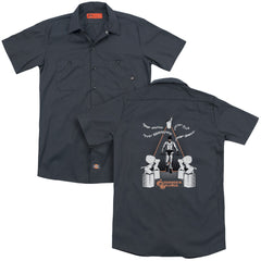 A Clockwork Orange Sharpen You Up Adult Work Shirt