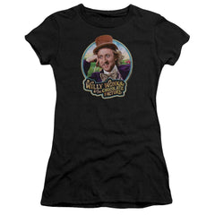 Willy Wonka And The Chocolate Factory Its Scrumdiddlyumptious Junior T-Shirt