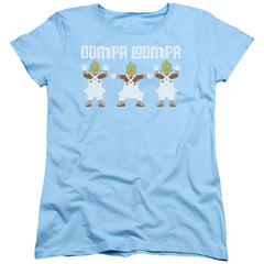 Willy Wonka And The Chocolate Factory Oompa Loompa Women's T-Shirt