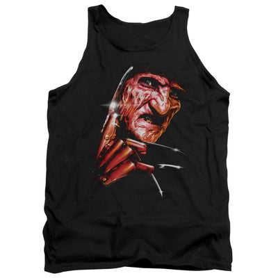 A Nightmare on Elm Street Freddys Face Men's Tank