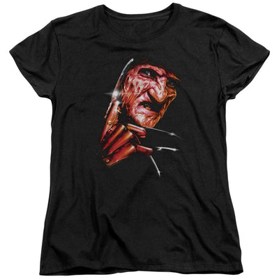A Nightmare on Elm Street Freddys Face Women's T-Shirt
