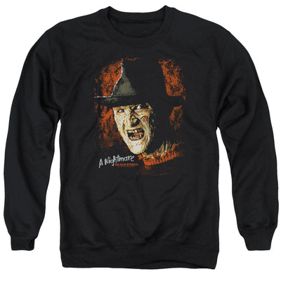 A Nightmare on Elm Street Worst Nightmare Men's Crewneck Sweatshirt