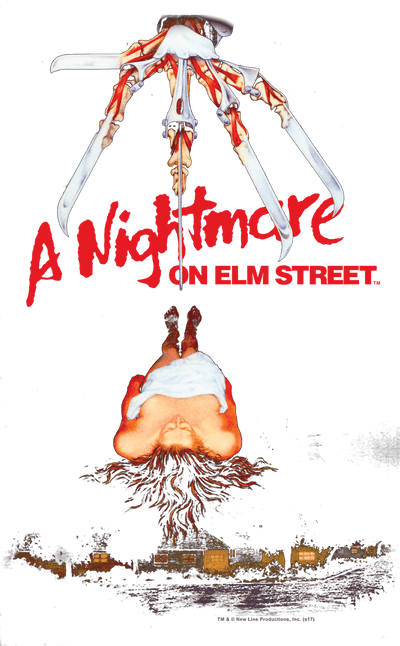 A Nightmare on Elm Street Alternate Poster Men's Premium Slim Fit T-Shirt
