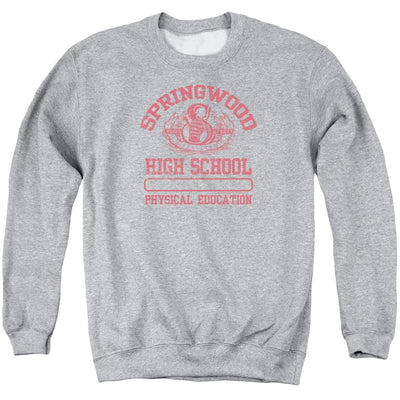 A Nightmare on Elm Street Springwood High Men's Crewneck Sweatshirt
