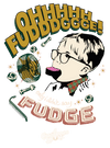 A Christmas Story Fudge Juniors T-Shirt