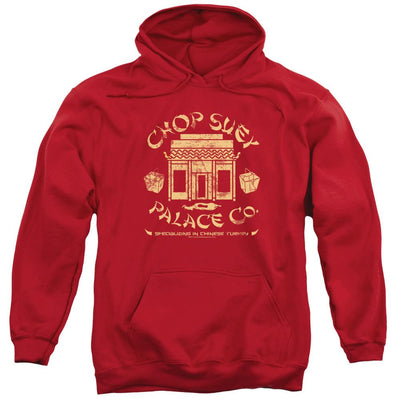 A Christmas Story Chop Suey Palace Co Pullover Hoodie