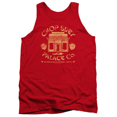 A Christmas Story Chop Suey Palace Co Men's Tank