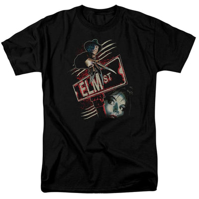 A Nightmare on Elm Street Elm St Men's Regular Fit T-Shirt