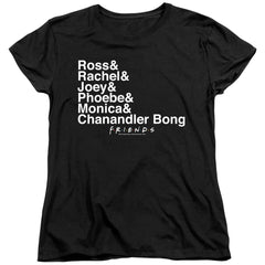 Friends Chanandler Bong Women's T-Shirt