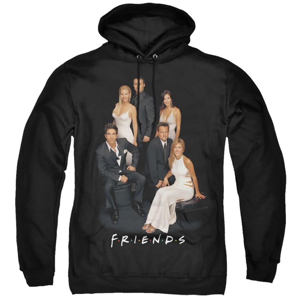 Friends Classy Adult Pull-Over Hoodie