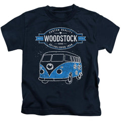 Woodstock Van Kids T-Shirt