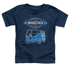 Woodstock Van Toddler T-Shirt